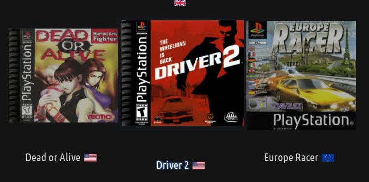 Screenshot showing no duplicate entries for Driver 2.