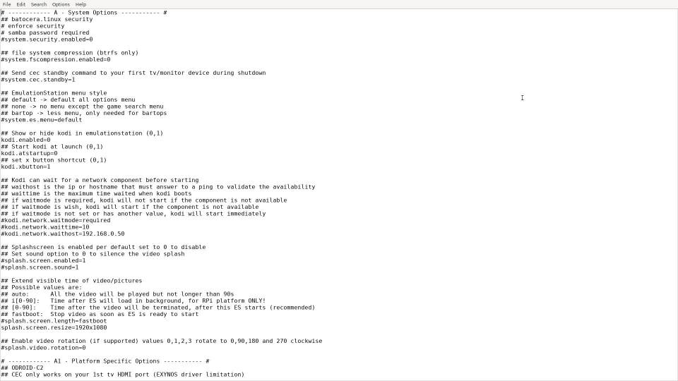 The text editor. Better than Notepad!