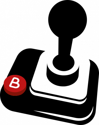 The main logo, to be used on a light background.